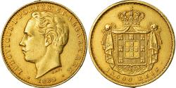 Ancient Coins - Coin, Portugal, Luiz I, 10000 Reis, 1880, , Gold, KM:520