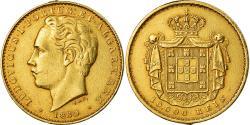 World Coins - Coin, Portugal, Luiz I, 10000 Reis, 1880, , Gold, KM:520