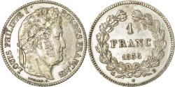 World Coins - Coin, France, Louis-Philippe, Franc, 1836, Rouen, , Silver, KM:748.2