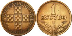 World Coins - Portugal, Escudo, 1969, , Bronze, KM:597