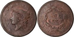 Us Coins - Coin, United States, Coronet Cent, Cent, 1837, U.S. Mint, Philadelphia