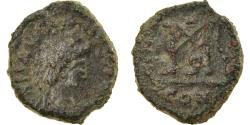 Ancient Coins - Coin, Marcian, Nummus, 450-457, Constantinople, , Bronze, RIC:546