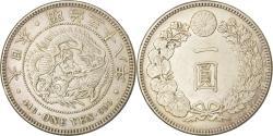 World Coins - Coin, Japan, Mutsuhito, Yen, 1905, , Silver, KM:A25.3