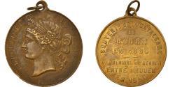 World Coins - France, Token, Souvenir de la cavalcade, 1880, ROUEN, , Brass