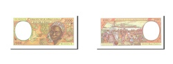 World Coins - Central African States, 2000 Francs, 1998, KM:203Ee, Undated, UNC(65-70)