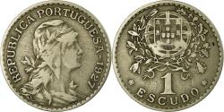 World Coins - Coin, Portugal, Escudo, 1927, , Copper-nickel, KM:578