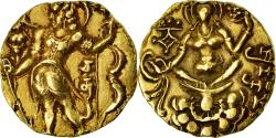 Coin, Gupta Empire, Candragupta II, Stater, 380-414, , Gold