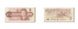 World Coins - Canada, 2 Dollars, 1986, KM #94b, VF(20-25), EBL8244021