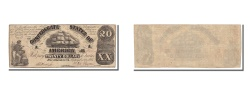 Us Coins - Confederate States of America, 20 Dollars, 1861, KM #31a, 1861-09-02,...