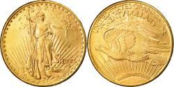 Us Coins - Coin, United States, Saint-Gaudens, $20, Double Eagle, 1925, U.S. Mint