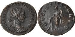 Ancient Coins - Coin, Diocletian, Aurelianus, 285-286, Lyon, Very rare, , Billon