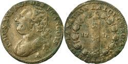 World Coins - Coin, France, 12 deniers françois, 12 Deniers, 1792, Paris, , Bronze