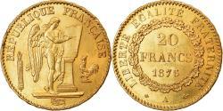 Ancient Coins - Coin, France, Génie, 20 Francs, 1876, Paris, , Gold, KM:825, Gadoury:1063