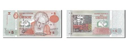 World Coins - Uruguay, 5 Pesos Uruguayos, 1998, KM #80a, UNC(65-70), 18483201