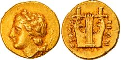 Ancient Coins - Coin, Agathokles, 25 Litra, 310-305 BC, Syracuse, Rare, , Electrum, SNG
