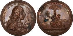 World Coins - Germany, Medal, Karl VII, Felicitas Imperii Renascens, History, 1742, Vestner