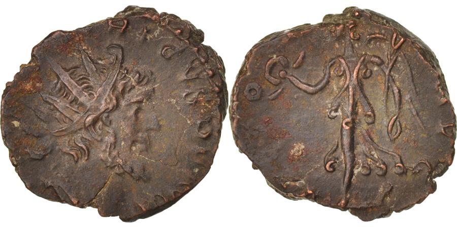 Ancient Coins - Tetricus I, Antoninianus, 272, Cologne, , Billon, RIC:141