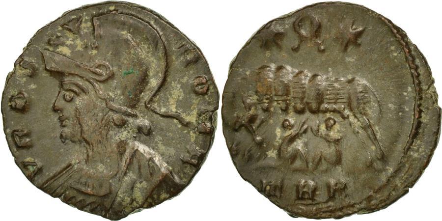 Ancient Coins - Coin, City Commemoratives, Follis, Trier, , Bronze, RIC:553