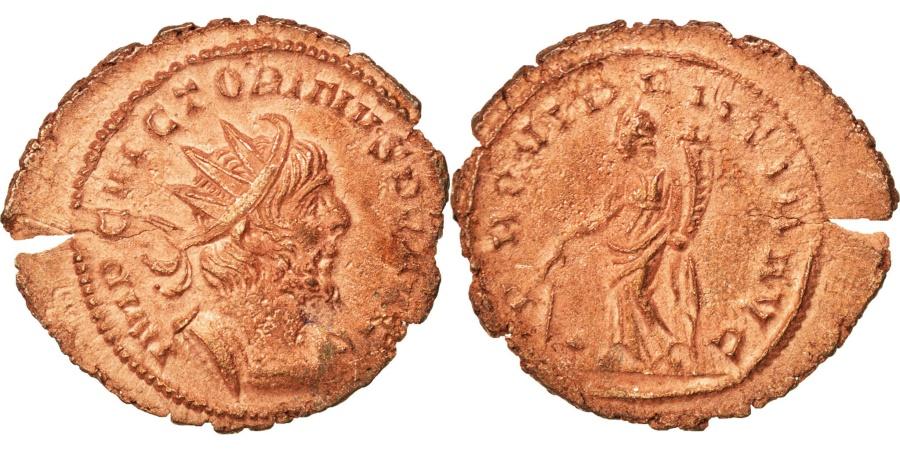 Ancient Coins - Victorinus, Antoninianus, , Billon, Cohen #101, 2.90