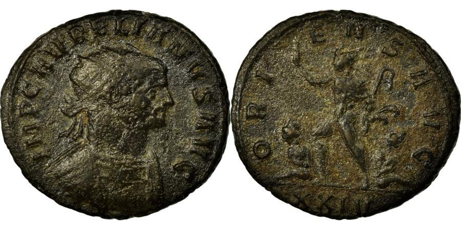 Ancient Coins - Coin, Aurelia, Antoninianus, EF(40-45), Billon, Cohen:154