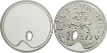 World Coins - Coin, Lithuania, 10 Litu, 2012, MS(65-70), Silver, KM:179