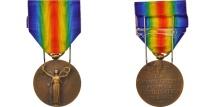 World Coins - France, Médaille commémorative de 1914-1918, Politics, Society, War, Medal
