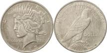 Us Coins - United States, Peace Dollar, 1923, Philadelphia, EF(40-45), KM 150