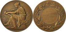 World Coins - France, Medal, Association des Classes Moyennes, 1912, Chabaud, MS(60-62)