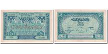 World Coins - Banknote, Morocco, 5 Francs, 1924, Undated, KM:9, AU(55-58)