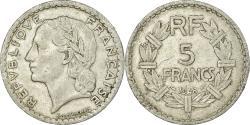 World Coins - Coin, France, Lavrillier, 5 Francs, 1948, Beaumont - Le Roger,