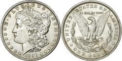 Us Coins - Coin, United States, Morgan Dollar, Dollar, 1896, U.S. Mint, Philadelphia