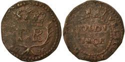 World Coins - Coin, ITALIAN STATES, CORSICA, Theodor, 5 Soldi, 1736, Orezza,