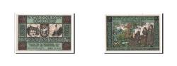 World Coins - Germany, Ohrdruf, 50 Pfennig, Prêtre 1, 1921-09-01, UNC(65-70), Mehl:1012.4