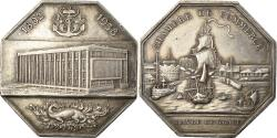 World Coins - France, Token, Chambre de Commerce, Havre de Grace, 1958, Delannoy,