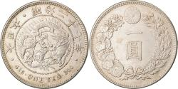 World Coins - Coin, Japan, Mutsuhito, Yen, 1894, , Silver, KM:A25.3
