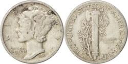 Us Coins - United States, Mercury Dime, 1941, Philadelphia, , Silver, KM:140