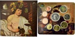 World Coins - San Marino, Set, Caravaggio, 2010