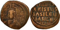 Ancient Coins - Coin, Constantine VIII, Follis, c. 1025-1028, Constantinople, , Copper
