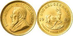 World Coins - Coin, South Africa, 1/10 Krugerrand, 1983, , Gold, KM:105
