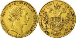 World Coins - Coin, Austria, Franz Joseph I, Ducat, 1857, Vienna, , Gold, KM:2263