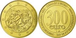 World Coins - France, 300 euro, 1996, Euro des villes, , Gold