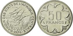World Coins - Coin, West African States, Franc, 1976, MS(65-70), Steel, KM:8