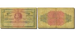 World Coins - Banknote, Cyprus, 5 Shillings, 1952-02-01, KM:29, VF(20-25)