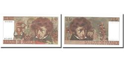 World Coins - France, 10 Francs, Berlioz, 1974, 1974-10-03, UNC(65-70), Fayette:63.7a, KM:150a