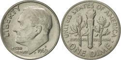 Us Coins - United States, Roosevelt Dime, Dime, 1969, U.S. Mint, Denver,