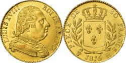 Ancient Coins - Coin, France, Louis XVIII, Louis XVIII, 20 Francs, 1815, London, , Gold