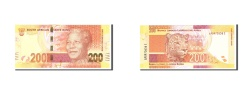 World Coins - South Africa, 200 Rand, 2012, KM:137, Undated, UNC(65-70)