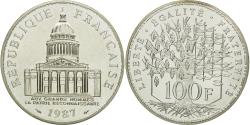 World Coins - Coin, France, Panthéon, 100 Francs, 1987, Paris, , Silver, KM:951.1
