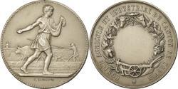 World Coins - France, Medal, Comice Agricole du Canton de Carvin (Lens), Lagrange,