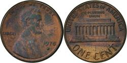 Us Coins - United States, Lincoln Cent, Cent, 1978, U.S. Mint, Denver, , Brass